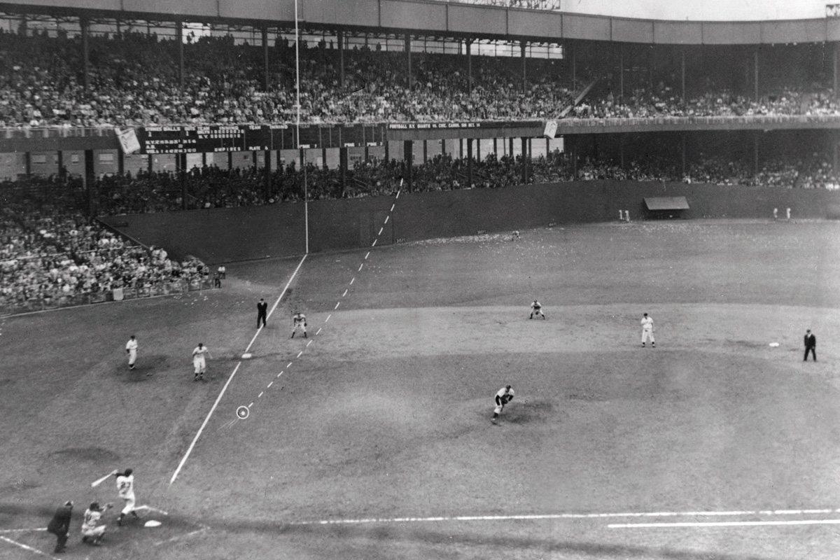 Great Baseball Story About 'Shot Heard Around The World'.