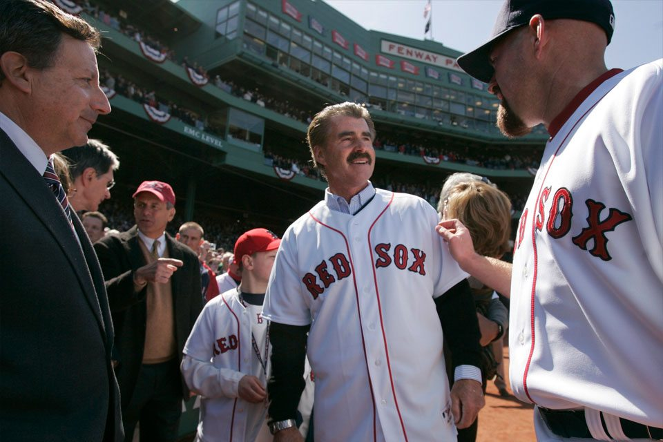 Bill Buckner Talking about the 1986 World Series
