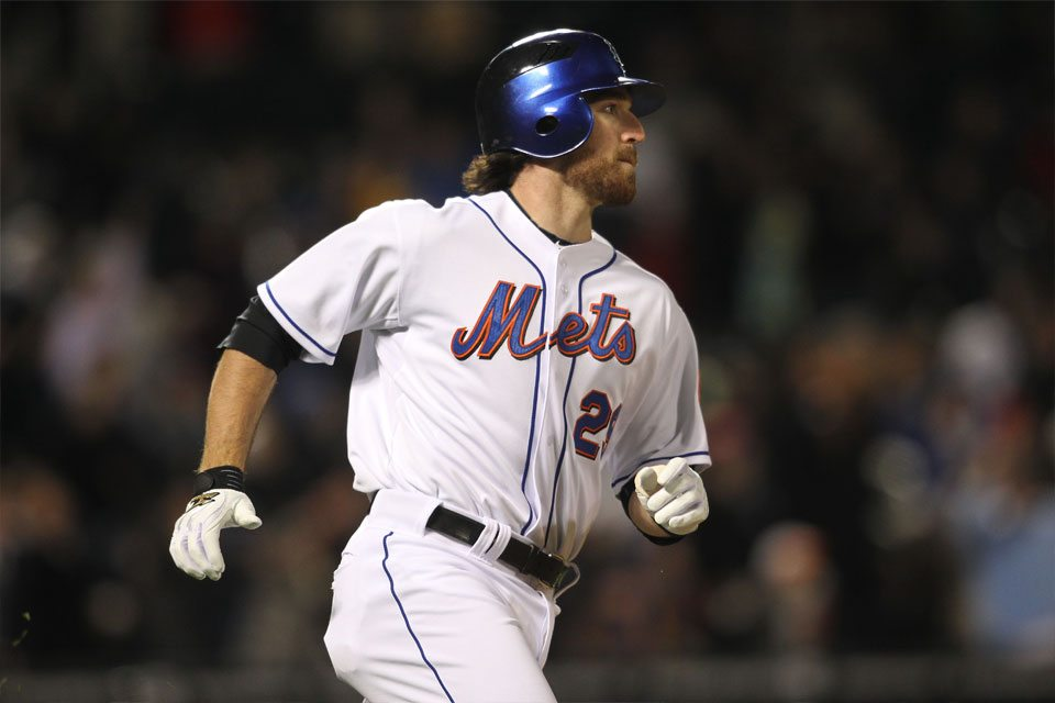 Ike Davis Talks Win Over Phillies