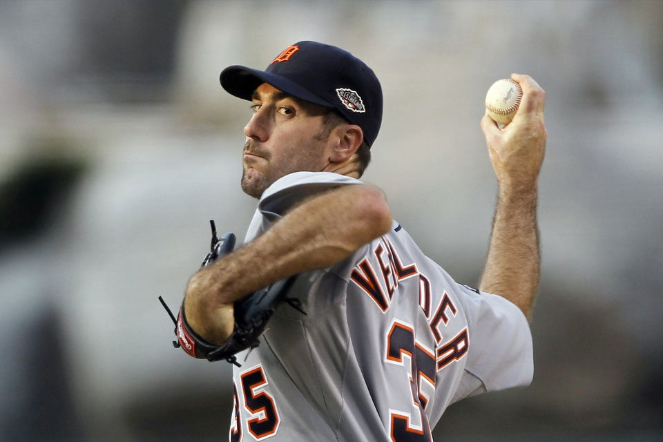 Facing Justin Verlander