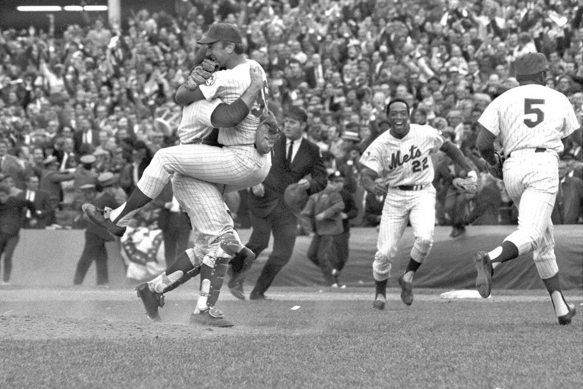 Mets Beat the Orioles 42 Years Ago Today to Win First World Series
