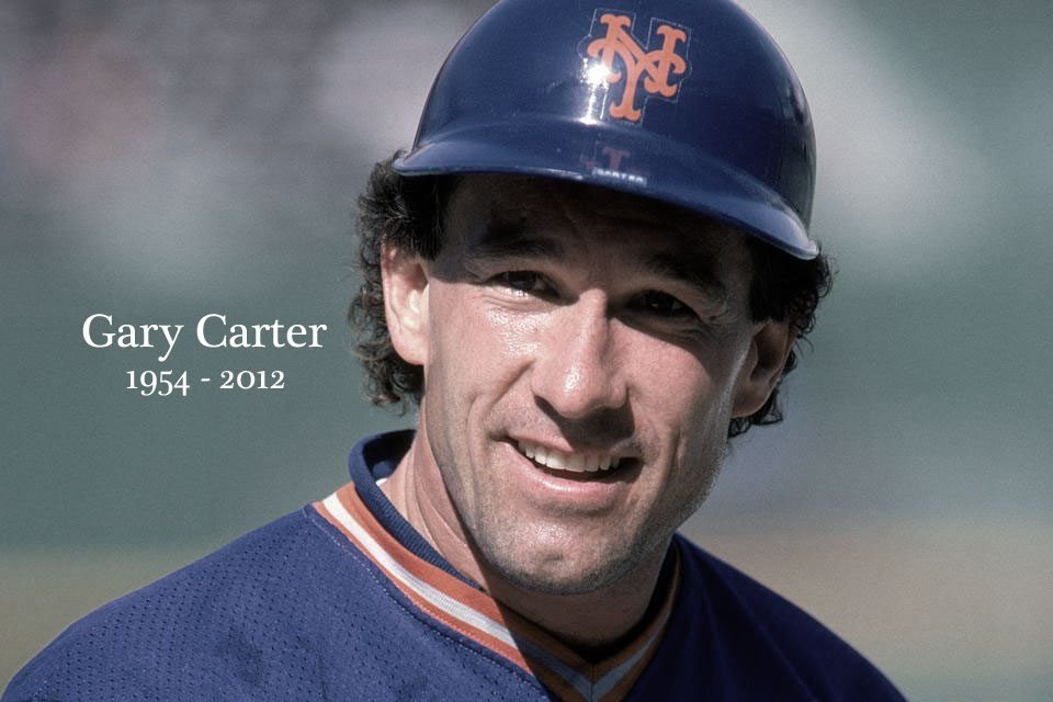 Gary Carter Passes Away