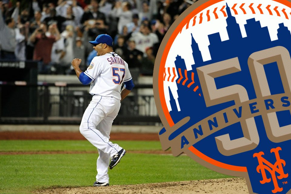 The Night Johan Santana Threw the First No-Hitter in Mets History