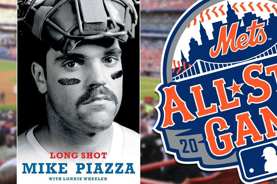 Mike Piazza In-Store Book Signings