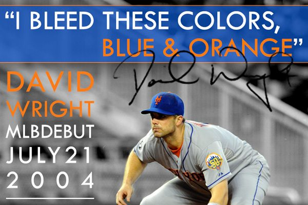 David Wright Is My Homeboy