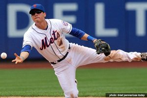 Wilmer Flores NY Mets