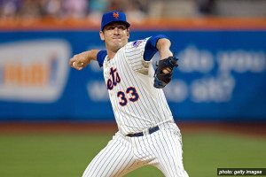 Matt Harvey NY Mets