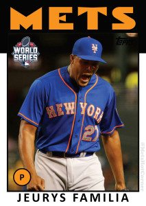 2015 World Series Jeurys Familia