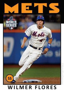 2015 World Series Wilmer Flores