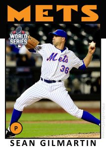 2015 World Series Sean Gilmartin