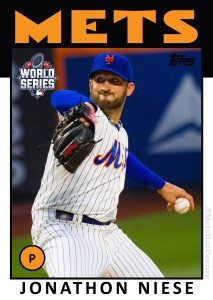 2015 World Series Jonathon Niese