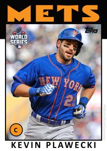 2015 World Series Kevin Plawecki