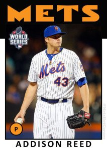2015 World Series Addison Reed