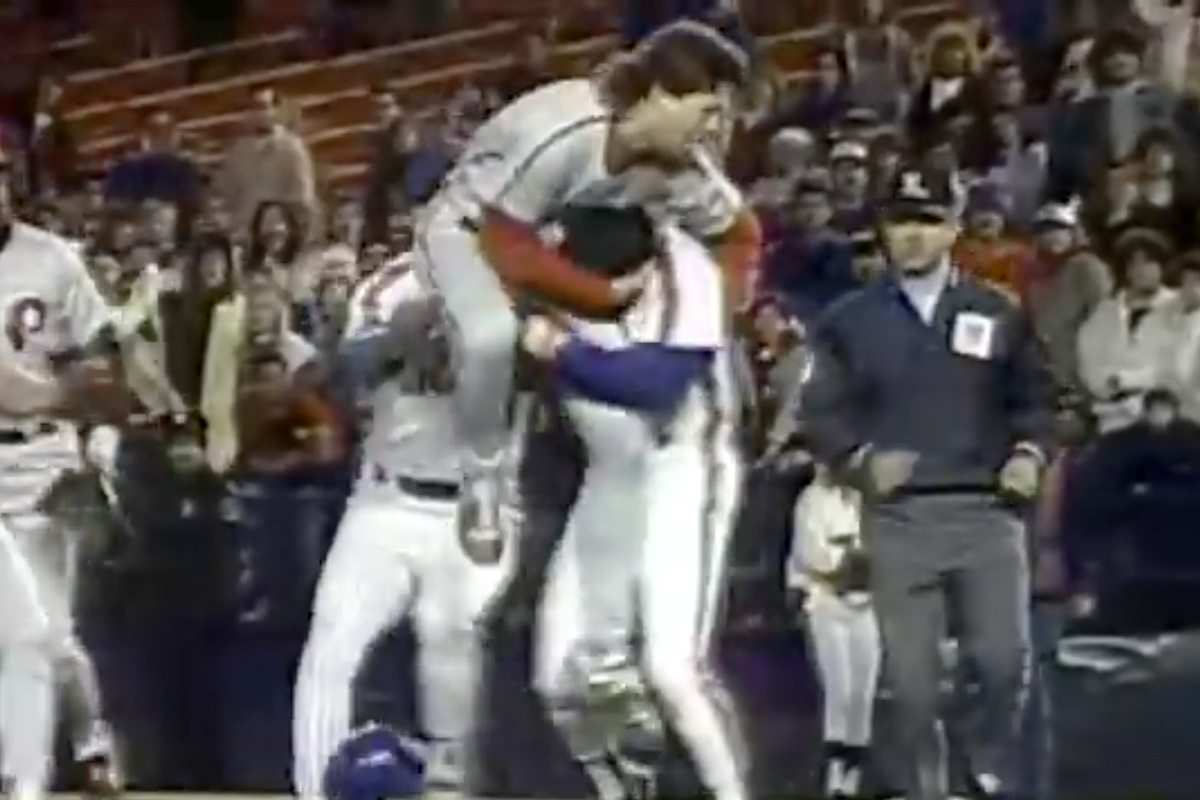 Brawl in 1989 Ends Promising Era for Mets