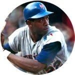 Donn Clendenon NY Mets