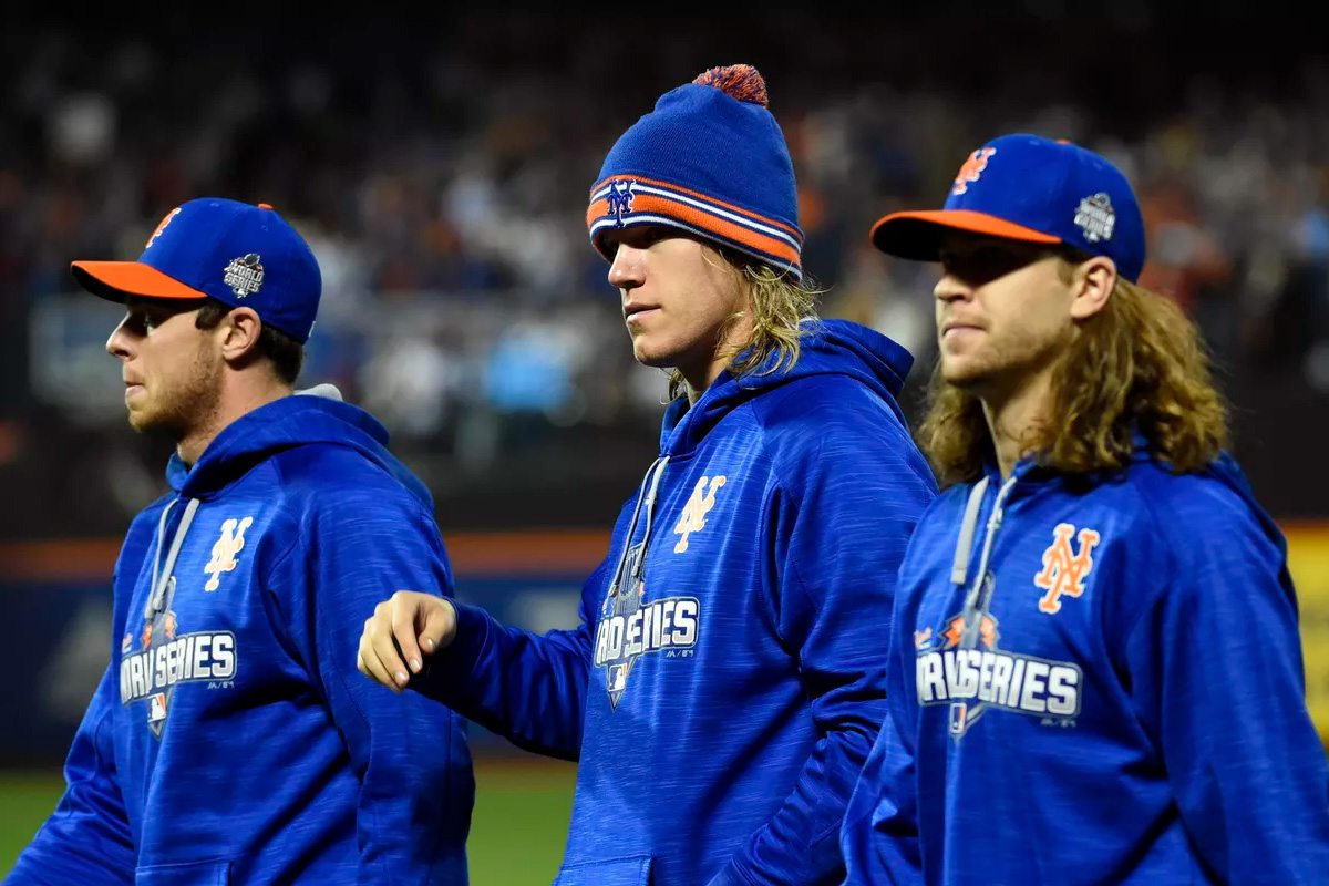 The New York Mets and Extending Young Pitcher Contracts