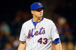 Addison Reed is Thankful He's Still a Met