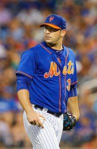 Matt Harvey NY Mets