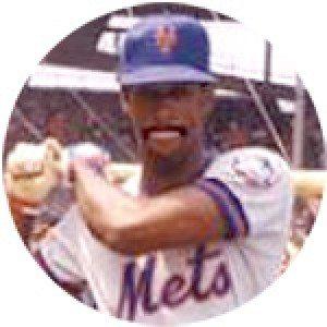 NY Mets Claudell Washington