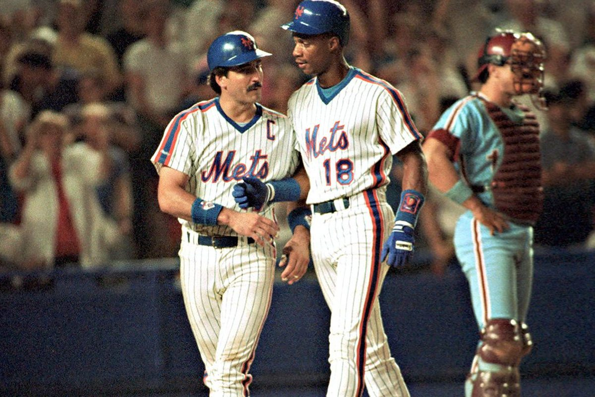 Meet Darryl Strawberry and Keith Hernandez