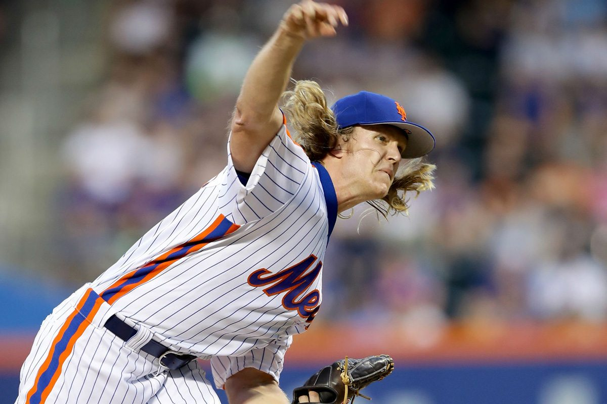 Noah Syndergaard Never Forgets, but MLB Does